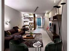 Apartment in Trendy Dark Colors   InteriorZine