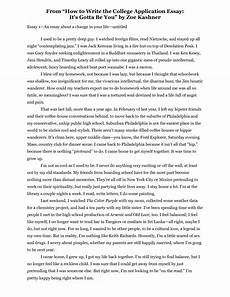 Biographical Essay Example 023 Life Of Students Essay College Application Assistance