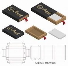 Box Template Design Box Packaging Die Cut Template Design 3d Mock Up Vector