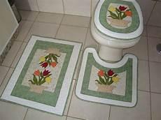 patchwork banheiro velho patchwork jogo de tapetes para banheiro