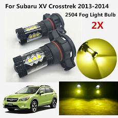 2013 Subaru Crosstrek Light Bulb 2504 Led Fog Light Bulb For Subaru Xv Crosstrek 2013 2014