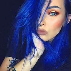 lified shocking blue hair color vegan out