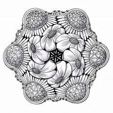 galerie kreisbilder zendalas zentangle drawings