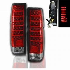 Nissan Hardbody Clear Lights 86 97 Nissan Hardbody Pickup Full Led Lights