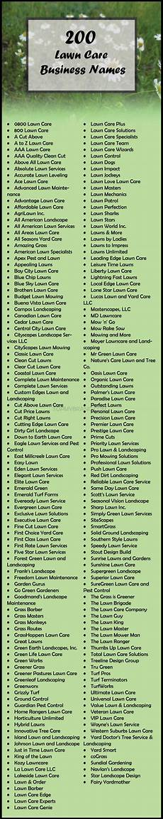 Lawn Mowing Business Name Ideas 202 Gorgeous Lawn Care Business Names 2020 Top My Brand