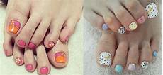 Easy Step By Step Toenail Designs 20 Easy Amp Simple Toe Nail Art Designs Ideas Amp Trends