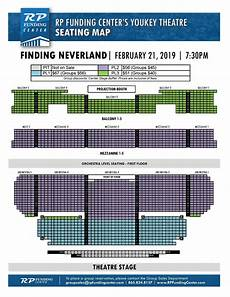 Rp Funding Center Youkey Theater Seating Chart Pin By Ethan Curtis On Goodtix Theater Seating Theatre