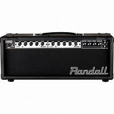 Randall Watts Randall Rm50hb 50 Watt Modular Tube Amp Head Music123