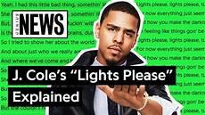 J Cole Lights Please Instrumental Download Looking Back At J Cole S Lights Please Songs Lights