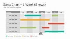 Gantt Chart Presentation Gantt Diagrams Google Slides Presentation Template
