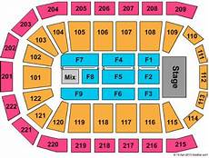 Huntington Center Seating Chart With Seat Numbers Huntington Center Tickets And Huntington Center Seating