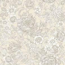 Flower Wallpaper Metallic by Flower Wallpaper Floral Leaves Stem Luxury Metallic 6