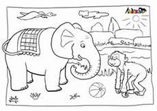 Malvorlagen Elefant Pdf Kostenlose Downloads Anikids Alles Rund Um Deine