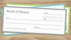 Pretend Cheque Blank Check Templates The Teacher Treasury