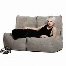 2 seater sofa designer bean bag
