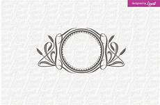 Wedding Logo Floral Wedding Logo Logo Templates Creative Market
