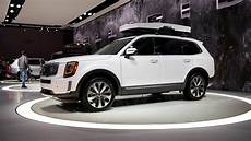 kia large suv 2020 2020 kia telluride is a new option for the big suv crowd