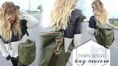 Fawn Designs Fawn Design Bag Review Whats In It Youtube
