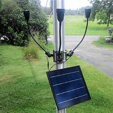 Hardwired Flagpole Light Commercial Solar Flagpole Light Patriot Light Greenlytes