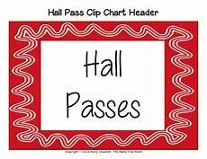 Hall Pass The Apple Tree Room Hall Pass Set