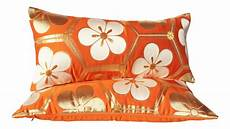 vintage japanese obi pillows a pair on chairish