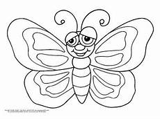 butterfly coloring pages free printable from to