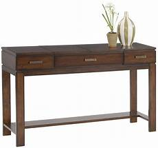 miramar cherry veneer sofa table desk from progressive
