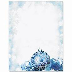 Blue Holiday Border Electric Blue Specialty Border Papers Borders For Paper
