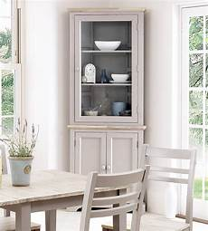 florence corner truffle display cabinet