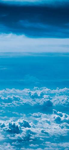 Iphone X Blue Cloud Wallpaper by Iphonexpapers Apple Iphone Wallpaper Np77 Cloud Sky