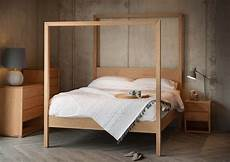 Bed With Posts Oasis Contemporary 4 Poster Bed Bed Company