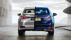 Lexus Es 2019 Vs 2018 by 2019 Lexus Es 300h Vs 2017 Lexus Gs 300h