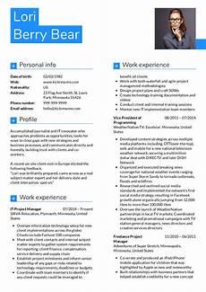 Journalism Cv Example Project Manager Journalist Cv Sample Kickresume