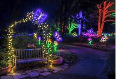 Meadowlark Park Lights Winter Walk Of Lights Nova Parks