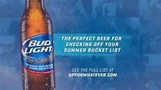 Bud Light Mixxtail Commercial Bud Light Tv Spot Summer Bucket List Go Wild Out West
