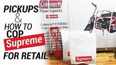 supreme retailer hypebeast how to cop supreme manually