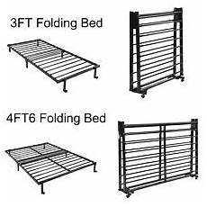 folding beds cing occasional beds ebay