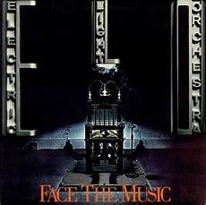 Electric Light Orchestra Face The Music Album Cover Electric Light Orchestra