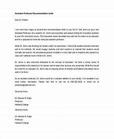 Dental Assistant Recommendation Letter Free 20 Sample Letter Of Recommendation In Ms Word Pdf