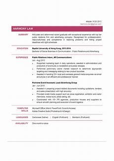 Communication Skills Cv Examples Communication Graduate Cv Ctgoodjobs Powered By Career Times