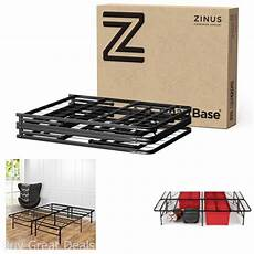 zinus smartbase easy on bed skirt for 14inch mattress