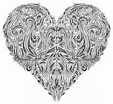 Ausmalbilder Erwachsene Herz Ausmalbilder F 252 R Erwachsene Herz Valentines Weihnachten