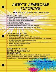 Math Tutor Flyer Examples Tutor Flyer Google Da Ara Tutoring Flyer Tutoring