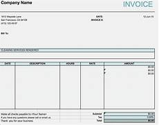 House Cleaning Invoice Template Free 15 Disadvantages Of Realty Executives Mi Invoice And