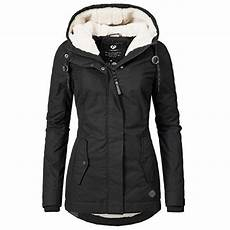 coats mujer black cotton coats casual hooded jacket coat fashion