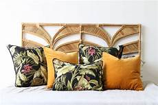 Cool Bedroom Ls Tropi Cool Bedhead Naturally Rattan And Wicker