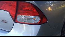 Honda Civic Light Bulb Replacing A Side Brake Light Bulb On An 8th Generation