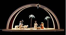 Arch Lights Light Arch Nativity Scene Led 60x25x11cm 23 6x9 8x4 3in