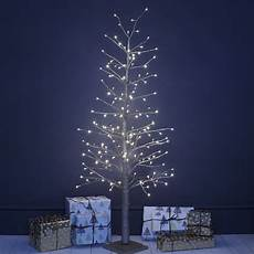 Wire Christmas Tree With Led Lights Champagne Gold Indoor Led Christmas Tree Primrose Amp Plum