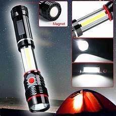 Led Inspection Light Cob 300lm Led Magnetic End Work Light Inspection
